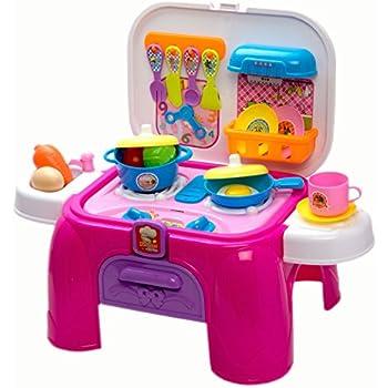 Amazon Com Little Tikes Discoversounds Kitchen Toys Amp Games