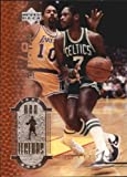 2000 Upper Deck Century Legends Basketball Card #7 Nate Archibald