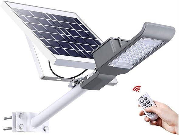 Amazon.com: XNCH Proyectores solares, Luz LED de Calle con ...