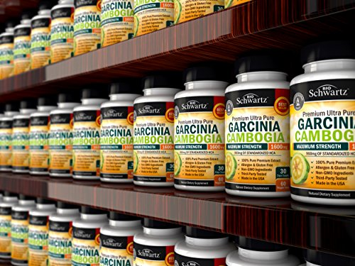 Garcinia-Cambogia-Pure-Extract-1600mg-with-960mg-HCA-Fast-Weight-Loss-Fat-Metabolism-Best-Appetite-Suppressant-Extreme-Carb-Blocker-Fat-Burner-for-Women-Men-Garcinia-Cambogia-Premium-Pills