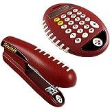 NFL Pittsburgh Steelers Stapler/Calculator Set