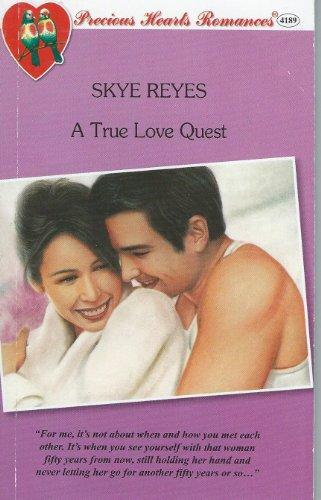 Precious Pages Romances 4189 : A True Love Quest