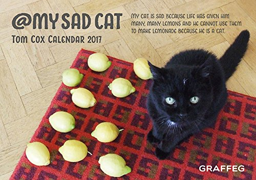 @MYSADCAT 2017 Calendar