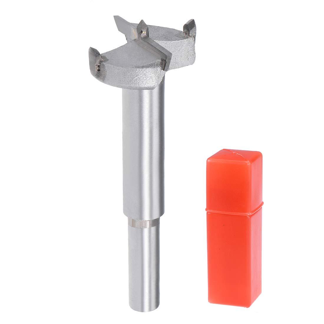 18mm Diameter 7mm Shank uxcell Hinge Boring Forstner Drill Bit