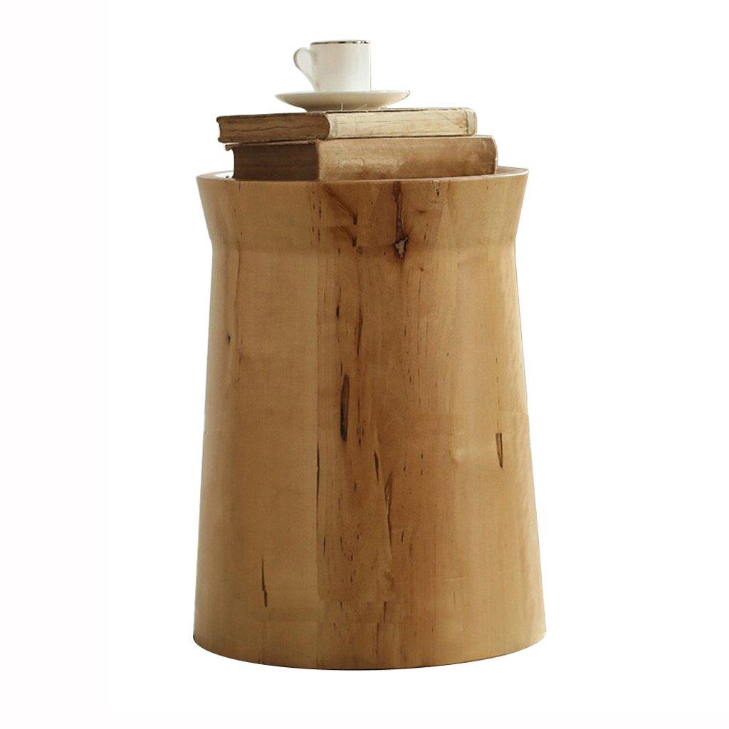 ナイトテーブル ベッドサイドテーブルエンドテーブルナイトスタンドナイトスタンドコーヒーテーブルソファサイドテーブルサイドキャビネットモダンなベッドルームテーブル家具(パイン材/サイズ:31×45cm) (色 : ナチュラル) B07FBFPD5P ナチュラル ナチュラル