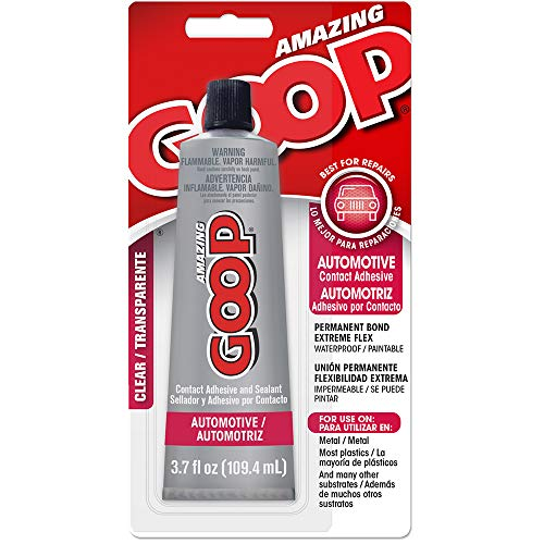 (Amazing GOOP 160012 Automotive Adhesive - 3.7 fl. oz.)