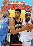 img - for Basketball Superstars 2015 (NBA Readers) book / textbook / text book