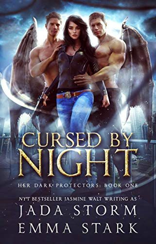 - Cursed by Night: A Why Choose Urban Fantasy Romance (Her Dark Protectors Book 1)