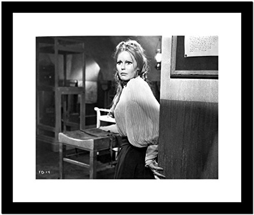 veronica-carlson-clutching-corner-of-the-wall-wearing-black-skirt-and-pleated-draping-top-framed-8x1