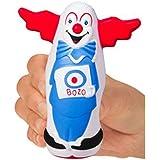 "Bozo Foam Squeeze Toy - 4.75"""""