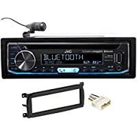 JVC CD Receiver w/Bluetooth USB/iPhone/Android/XM For 99-04 Jeep Grand Cherokee