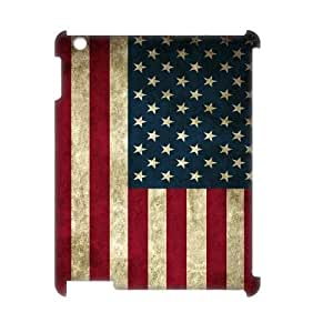 American Flag Brand New 3D Cover Case for Ipad2,3,4,diy case cover ygtg-773687