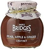 Mrs Bridges Pear, Apple & Ginger Chutney, 10.5