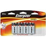 Eveready Battery 522BP-4H 9V Battery (4 Pack)