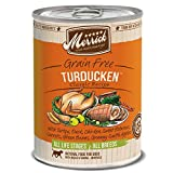 Merrick Classic Grain Free Turducken Wet Dog Food, 13.2 oz, Case of 12 Cans