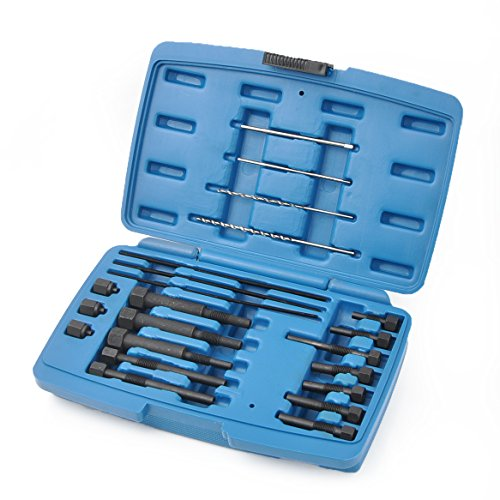 WIN.MAX Glow Plug Electrodes Removal Extracting Plugs Tool Tools Set Kit Repair M8 & M10