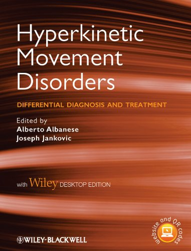 Hyperkinetic Movement Disorders, with Desktop Edition: Differential Diagnosis and Treatment