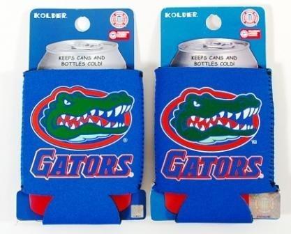SET OF 2 FLORIDA GATORS CAN KADDY KOOZIES - Kaddy Florida