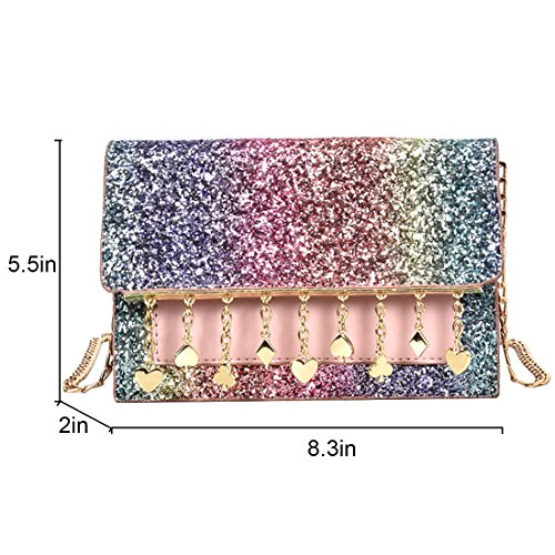 Cocktail Black Fully Mesh Evening Wedding Antique Sequined Clutch Beaded Purse Formal Women bag Sqv77
