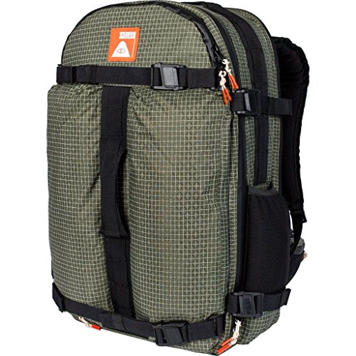 Poler Orange Label Camera Backpack | Forest
