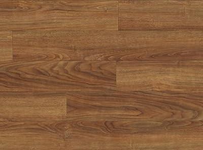 "COREtec Plus Dakota Walnut Engineered Vinyl Plank 8mm x 5"" 50LVP507 SAMPLE"