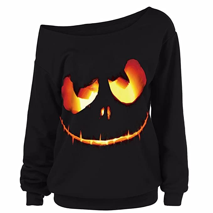 Pumpkin Devil Sweatshirt
