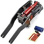 51rpEaX2rRL. SS150 Kit di sospensione originale V2 Monorim per monopattino elettrico Xiaomi M365 1S Essential Pro (Black/Red)
