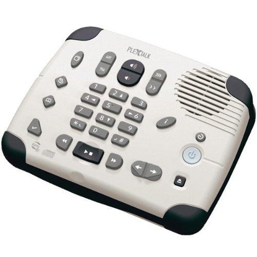 Plextalk PTN2 Digital Audio DAISY Book-MP3 Player