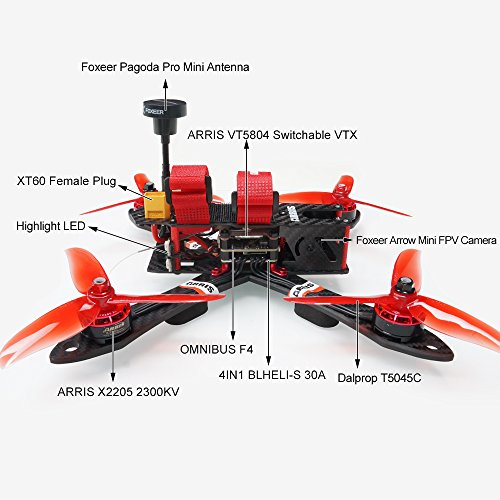 Buy 250 racing drone