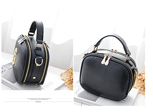 Leather Single Shoulder Lady Handbag Soft Casual Bag Trend Fashion GWQGZ CFq0t7cwv