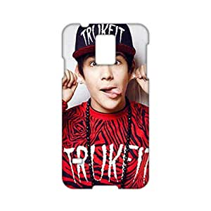 Angl 3D Case Cover Austin Mahone Phone Case for Samsung Galaxy s 5