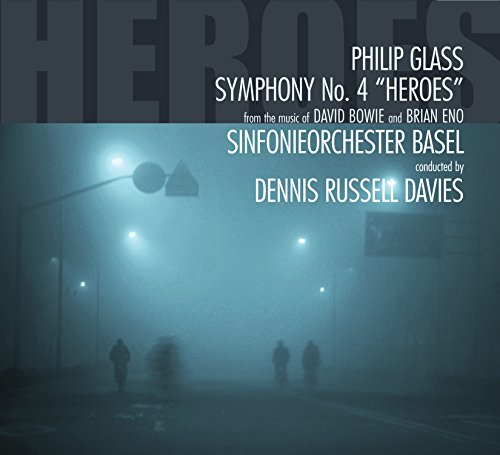 Glass: Symphony No.4 'Heroes' (Glass Philip Heroes)