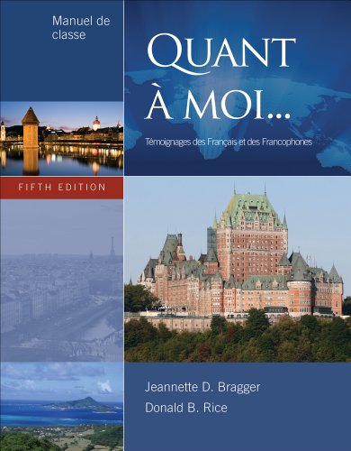 Premium Web Site For Bragger Rices Quant   Moi  5Th Edition