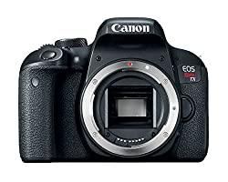 Image of the product Canon EOS Rebel T7i 242 that is listed on the catalogue brand of Canon. With an score of 4.0.