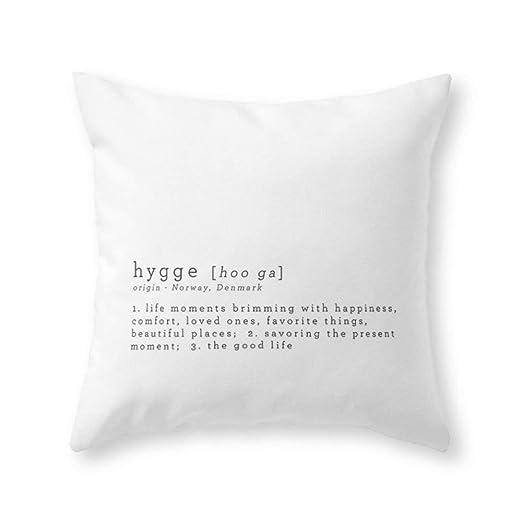 Bgejkos Proud Clothing The Significado DE Hygge Funda de ...