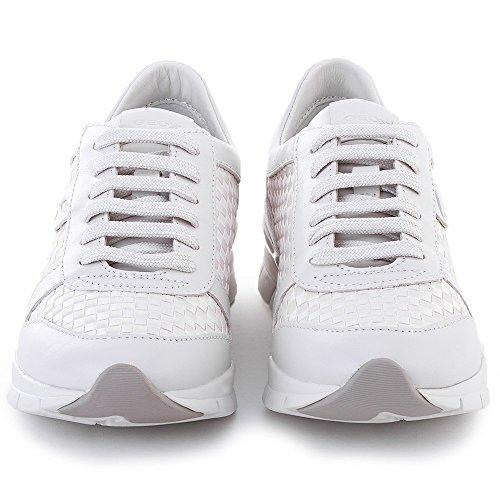 Sneakers D52f2azi43 Femme Geox Geox Blanc D52f2azi43 pY8Z00