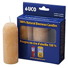 UCO 9+ Hour Candles for Candle Lanterns (3.5 Inch)