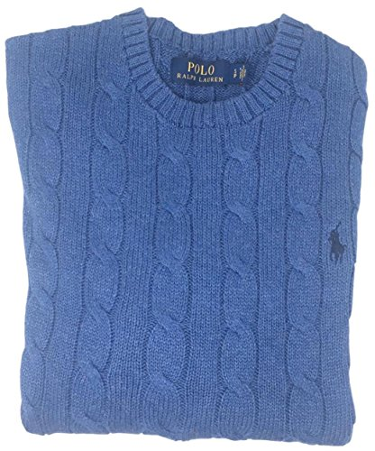 Polo Ralph Lauren Mens Perry Lined Winter Jacket (S, Blue 2017)