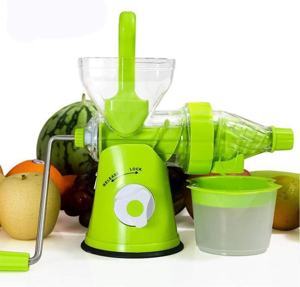 Licuadora Mini Exprimidor Taza Frutas Hechas A Mano Verduras ...