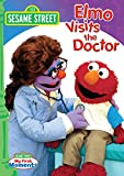 DVD : Sesame Street: Elmo Visits the Doctor