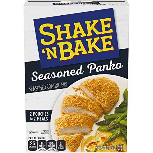 Shake 'N Bake Panko Seasoned Coating Mix (3.8 Box)