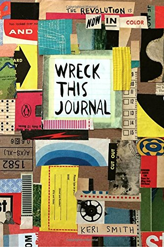 Wreck This Journal: Now in Color cover