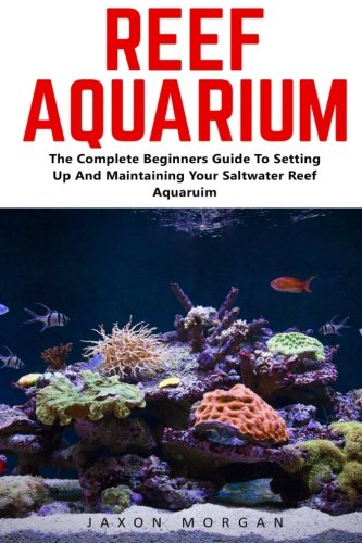 Reef Aquarium: The Complete Beginners Guide To Setting Up And Maintaining Your Saltwater Reef Aquarium (Reef Aquarium, Reef Aquarium Book, Saltwater Aquarium)