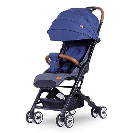 XINCH Cochecito de bebé Ultra Ligero Portátil Can Sit/Lie ...