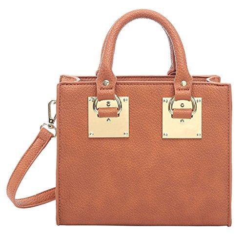 Small Satchel Handbag - 1