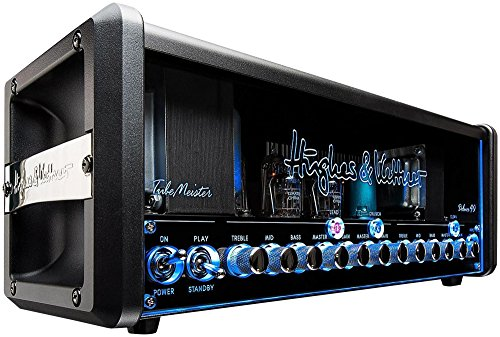 Hughes & Kettner TubeMeister 40 Deluxe - 40W Tube Head with Red Box DI
