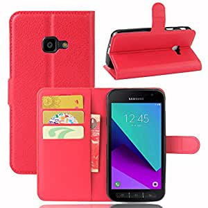 samsung galaxy xcover 4 g390f case pu leather. Black Bedroom Furniture Sets. Home Design Ideas