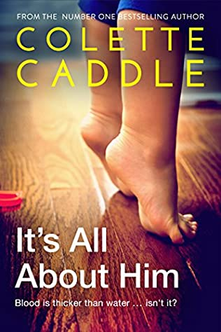 book cover of It\'s All About Him