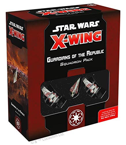 X-Wing 2ND Ed: Guardians of The Republic for sale  Delivered anywhere in USA