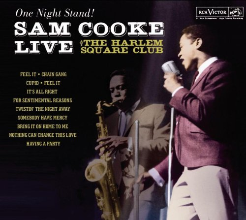 CD : Sam Cooke - One Night Stand: Sam Cooke Live At The Harlem Square Club 1963 (CD)